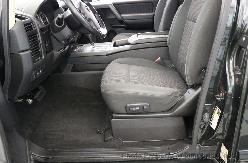 2008 Nissan Titan TITAN SE 5.6L V8 4WD ECXTENDED CAB LONG BED - 17323854 - 30