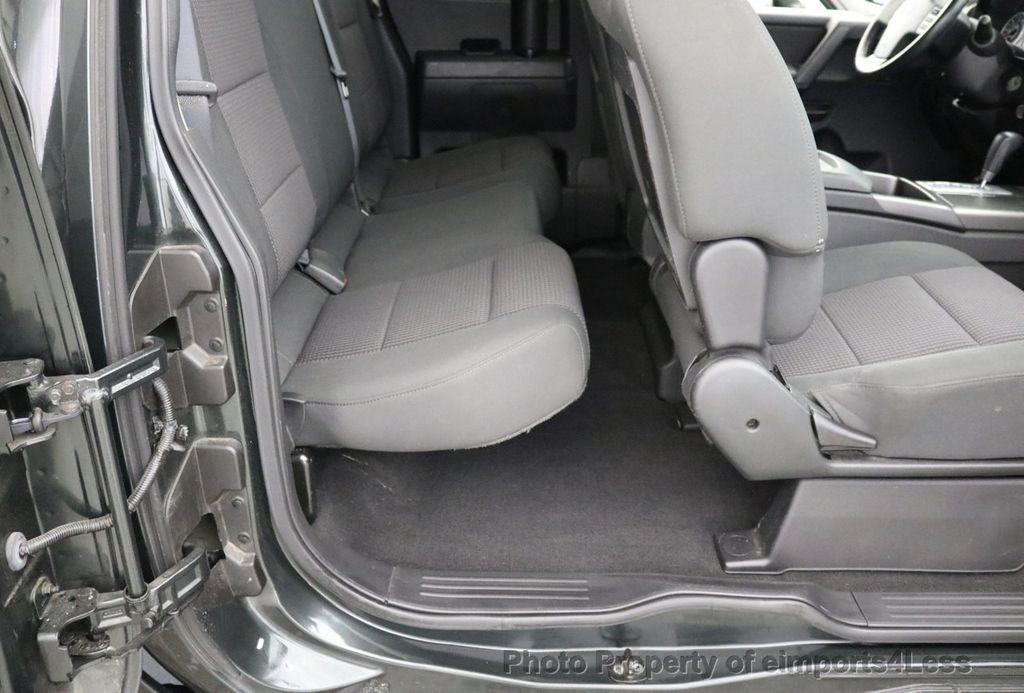 2008 Nissan Titan TITAN SE 5.6L V8 4WD ECXTENDED CAB LONG BED - 17323854 - 31