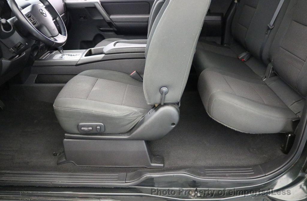 2008 Nissan Titan TITAN SE 5.6L V8 4WD ECXTENDED CAB LONG BED - 17323854 - 32