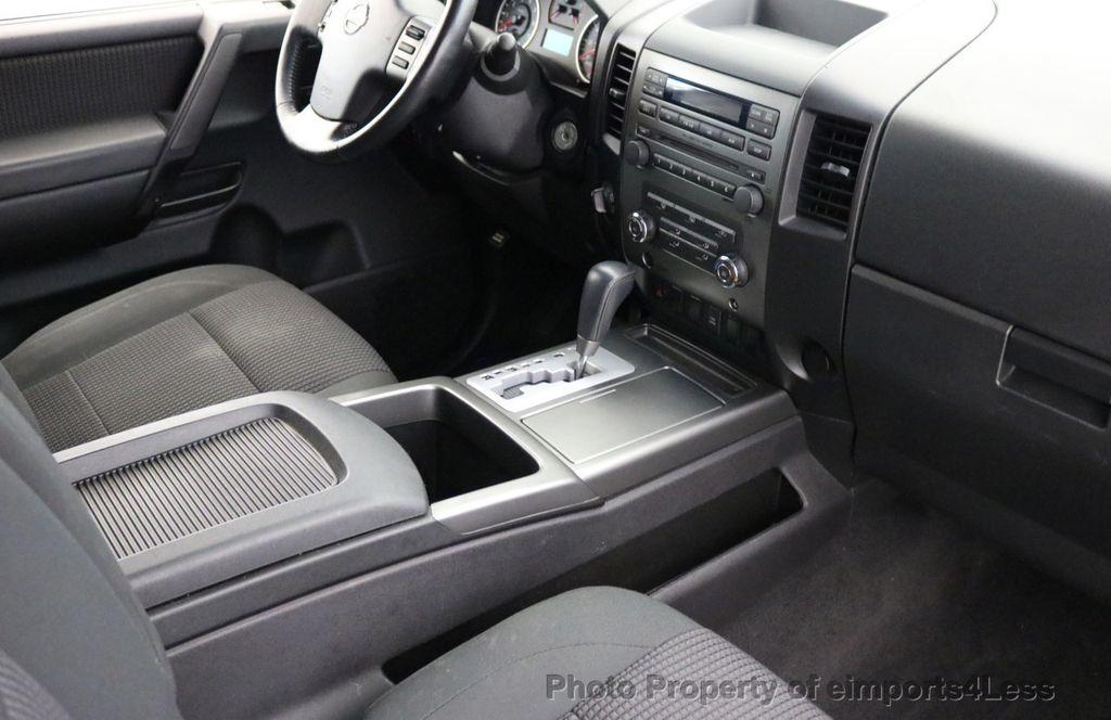 2008 Nissan Titan TITAN SE 5.6L V8 4WD ECXTENDED CAB LONG BED - 17323854 - 33