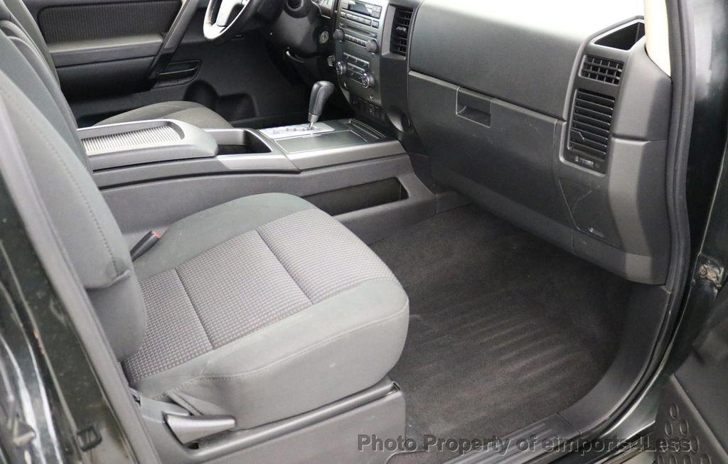 2008 Nissan Titan TITAN SE 5.6L V8 4WD ECXTENDED CAB LONG BED - 17323854 - 34