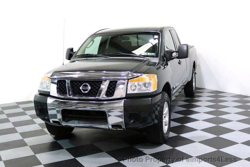2008 Nissan Titan TITAN SE 5.6L V8 4WD ECXTENDED CAB LONG BED - 17323854 - 35
