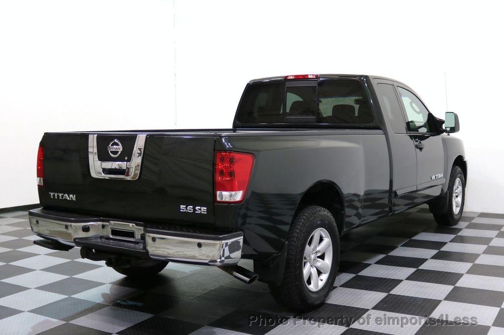 2008 Nissan Titan TITAN SE 5.6L V8 4WD ECXTENDED CAB LONG BED - 17323854 - 3