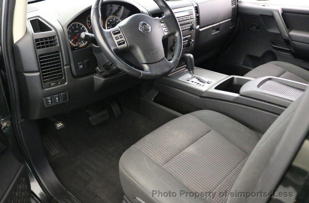 2008 Nissan Titan TITAN SE 5.6L V8 4WD ECXTENDED CAB LONG BED - 17323854 - 5