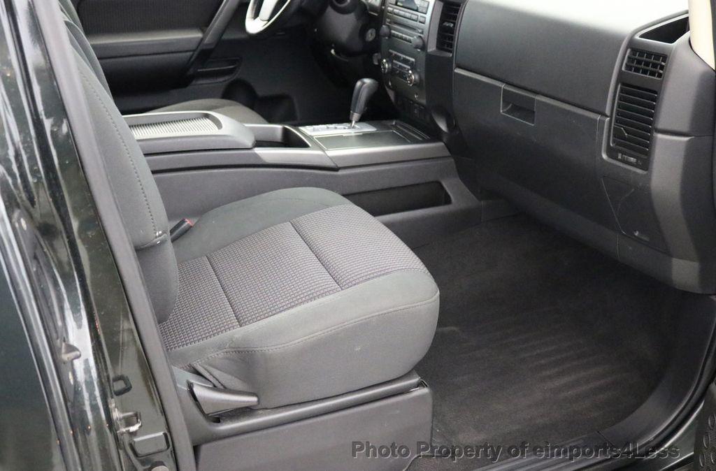 2008 Nissan Titan TITAN SE 5.6L V8 4WD ECXTENDED CAB LONG BED - 17323854 - 6