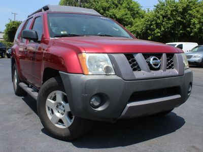 2008 Nissan Xterra 2WD 4dr Automatic S SUV