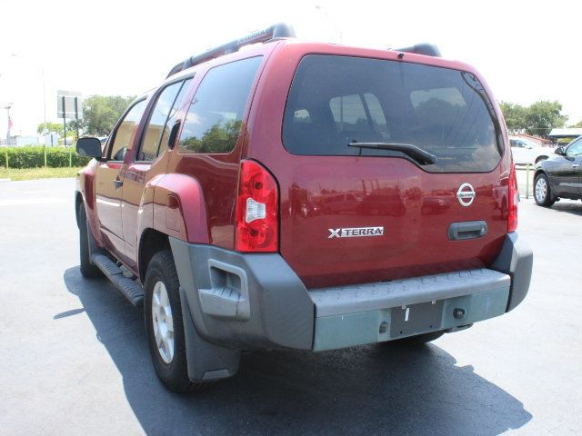 2008 Nissan Xterra 2WD 4dr Automatic S - Click to see full-size photo viewer