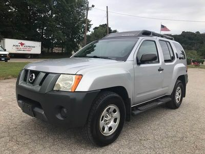 2008 Nissan Xterra 4WD 4dr Automatic Off Road SUV