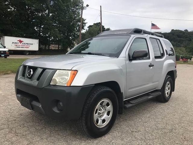 2008 Nissan Xterra 4WD 4dr Automatic Off Road