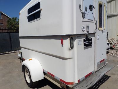 2008 PELSUE SPLICING TRAILER  - Click to see full-size photo viewer