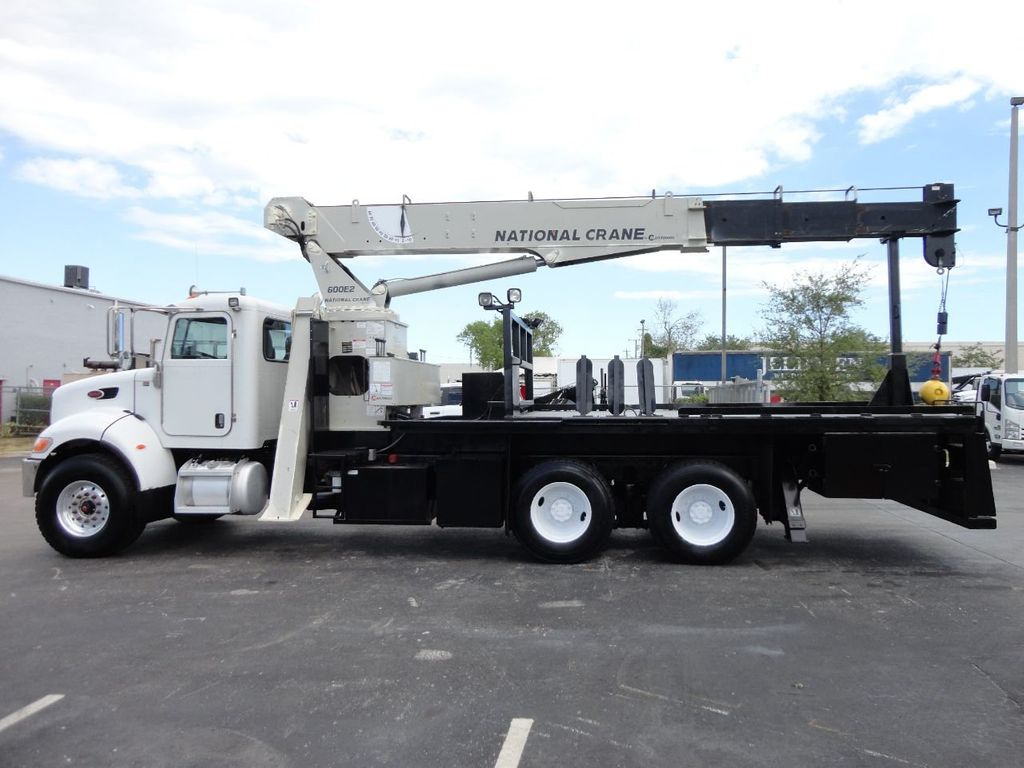 2008 Peterbilt 340 60FT MAX BOOM WITH 40K LIFT. NATIONAL 649E2 CRANE TRUCK - 17608999 - 9