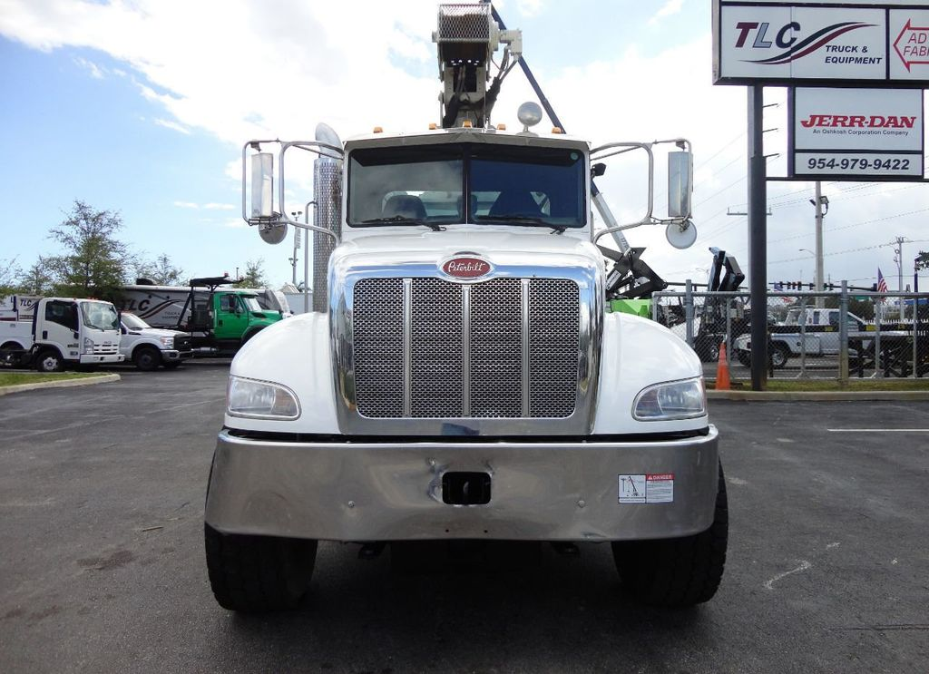 2008 Peterbilt 340 60FT MAX BOOM WITH 40K LIFT. NATIONAL 649E2 CRANE TRUCK - 17608999 - 10