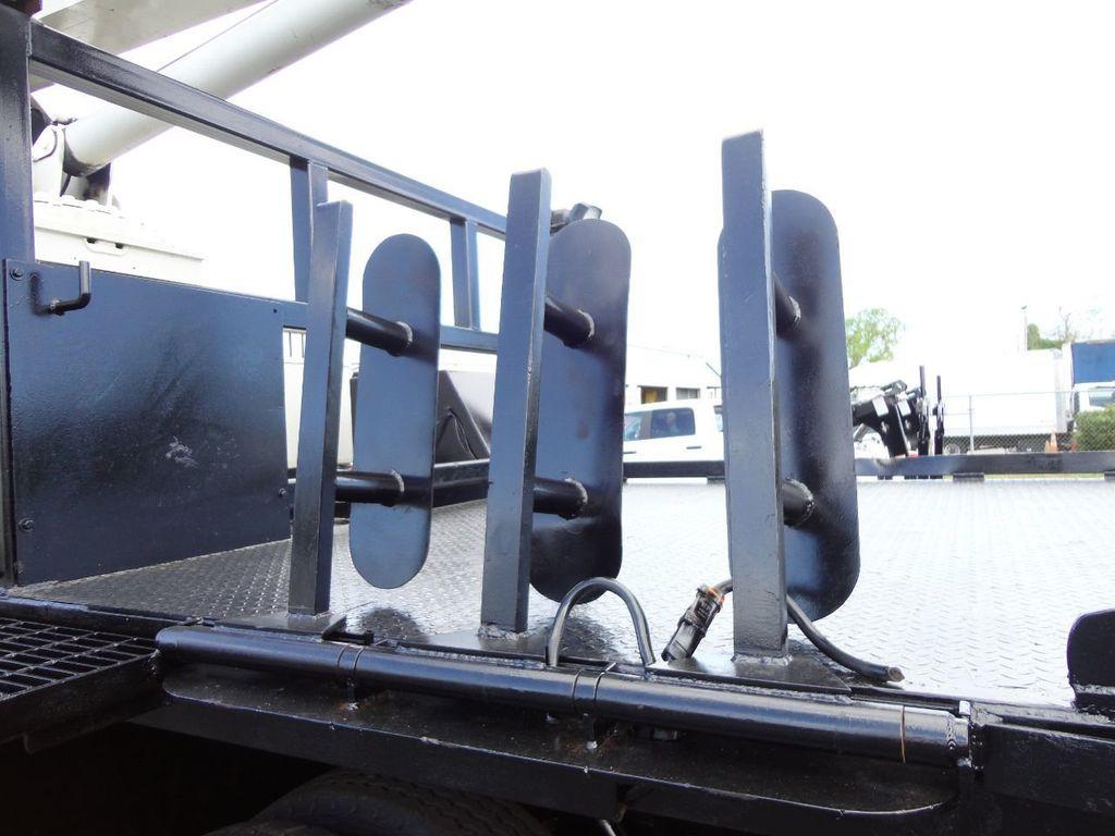 2008 Peterbilt 340 60FT MAX BOOM WITH 40K LIFT. NATIONAL 649E2 CRANE TRUCK - 17608999 - 24