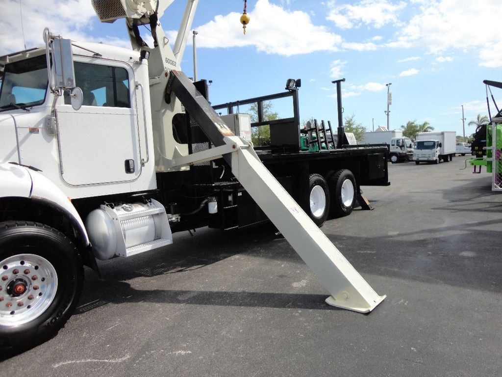 2008 Peterbilt 340 60FT MAX BOOM WITH 40K LIFT. NATIONAL 649E2 CRANE TRUCK - 17608999 - 38