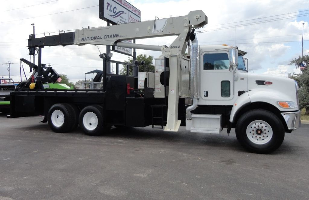 2008 Peterbilt 340 60FT MAX BOOM WITH 40K LIFT. NATIONAL 649E2 CRANE TRUCK - 17608999 - 3