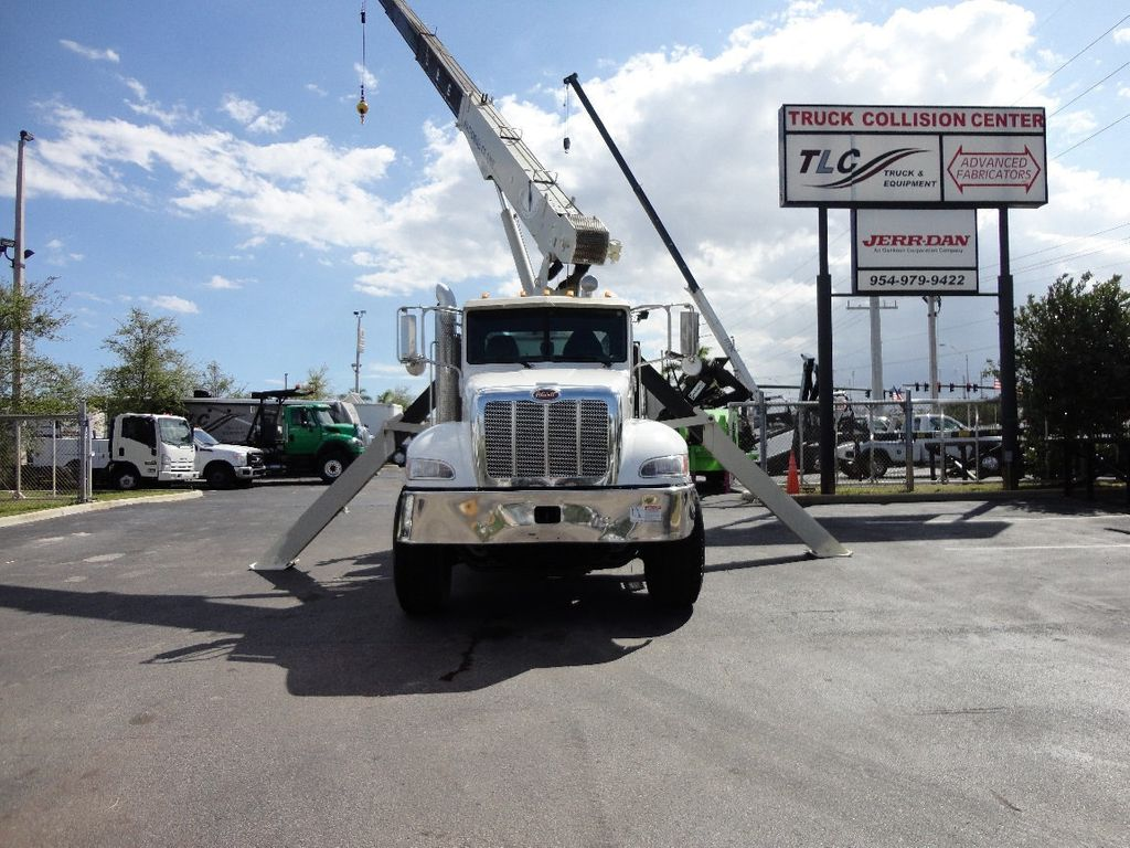 2008 Peterbilt 340 60FT MAX BOOM WITH 40K LIFT. NATIONAL 649E2 CRANE TRUCK - 17608999 - 43
