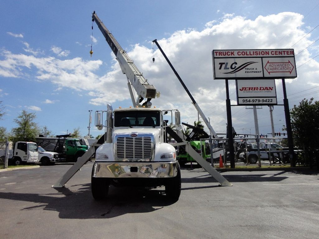 2008 Peterbilt 340 60FT MAX BOOM WITH 40K LIFT. NATIONAL 649E2 CRANE TRUCK - 17608999 - 44