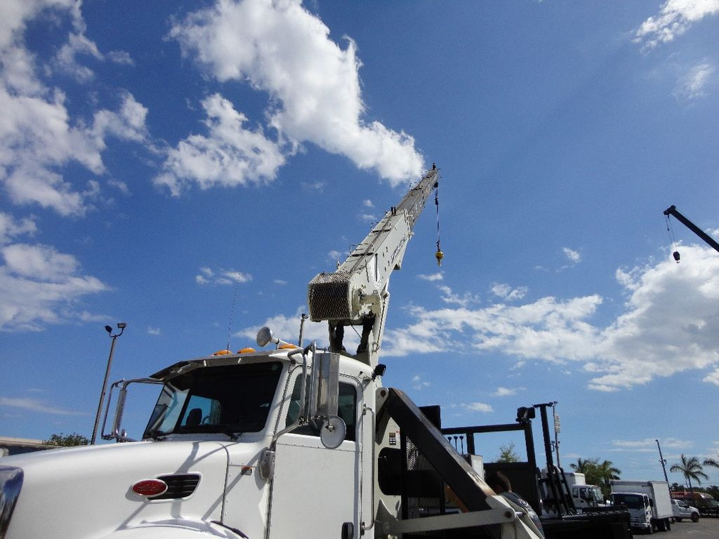 2008 Peterbilt 340 60FT MAX BOOM WITH 40K LIFT. NATIONAL 649E2 CRANE TRUCK - 17608999 - 45
