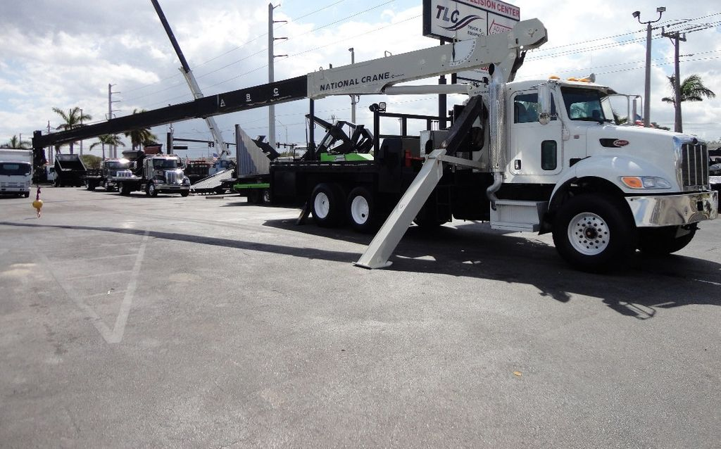 2008 Peterbilt 340 60FT MAX BOOM WITH 40K LIFT. NATIONAL 649E2 CRANE TRUCK - 17608999 - 46