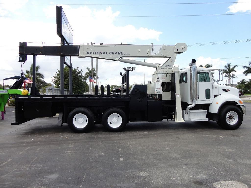 2008 Peterbilt 340 60FT MAX BOOM WITH 40K LIFT. NATIONAL 649E2 CRANE TRUCK - 17608999 - 4