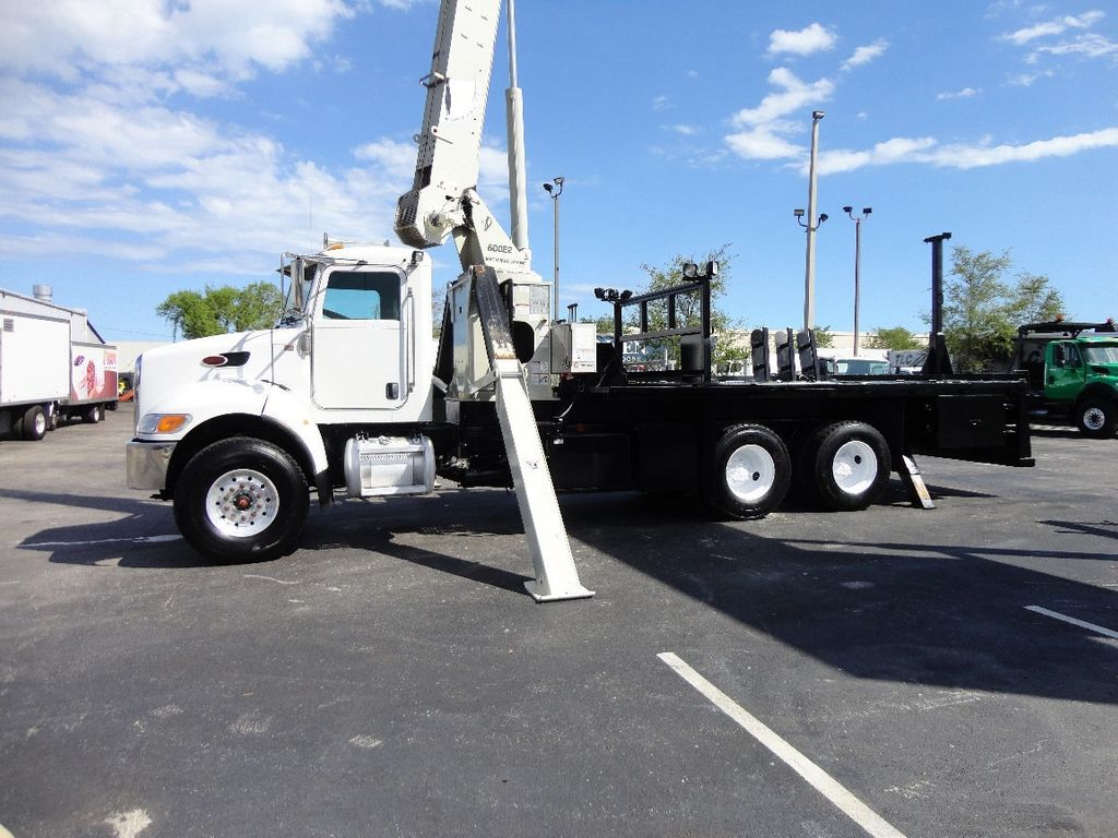 2008 Peterbilt 340 60FT MAX BOOM WITH 40K LIFT. NATIONAL 649E2 CRANE TRUCK - 17608999 - 60