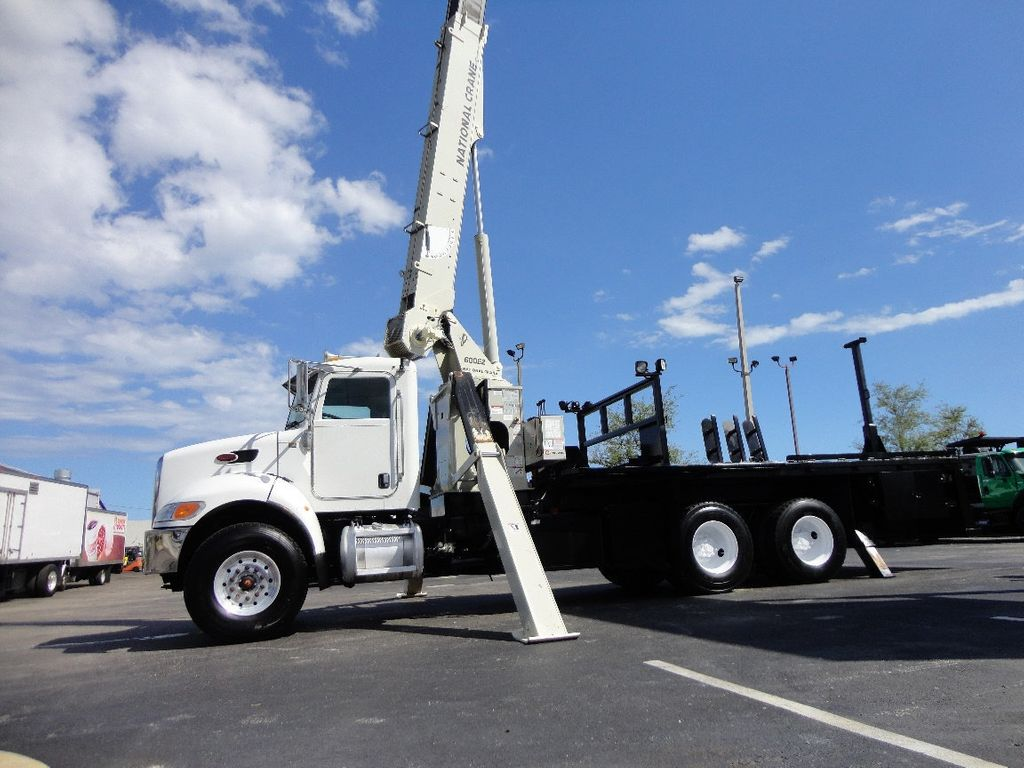 2008 Peterbilt 340 60FT MAX BOOM WITH 40K LIFT. NATIONAL 649E2 CRANE TRUCK - 17608999 - 61