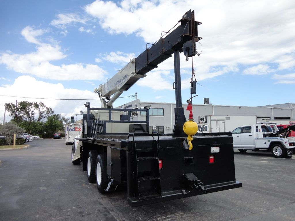 2008 Peterbilt 340 60FT MAX BOOM WITH 40K LIFT. NATIONAL 649E2 CRANE TRUCK - 17608999 - 8