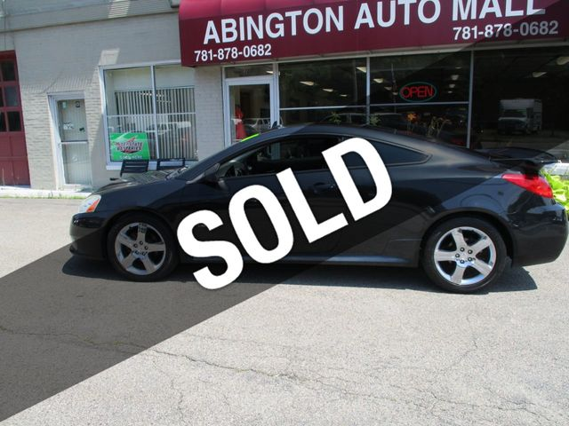 2008 Used Pontiac G6 2dr Coupe GXP at Abington Auto Mall, IID 19207432