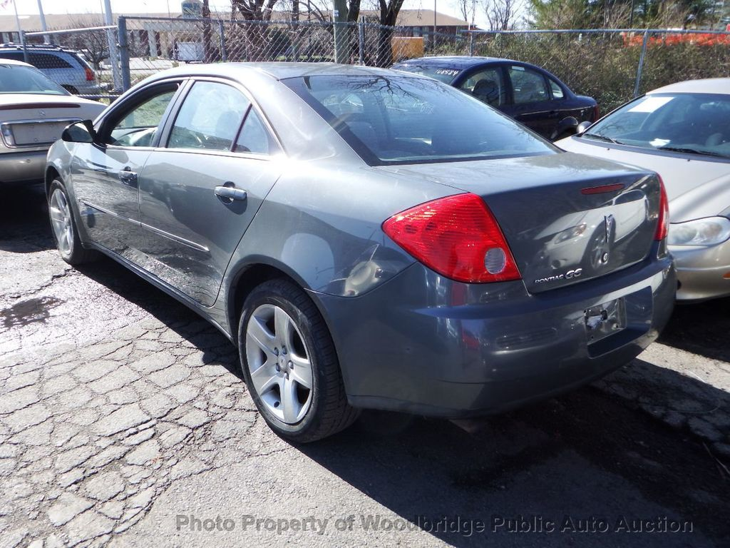 2008 Pontiac G6 4dr Sedan - 17474889 - 2