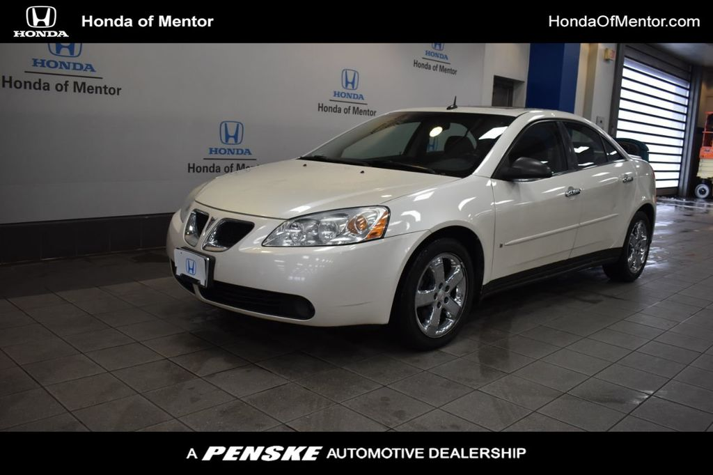 Used 2008 Pontiac G6 4dr Sedan