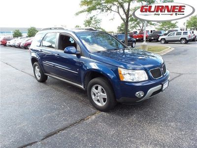 2008 Pontiac Torrent - 2CKDL33F686342526