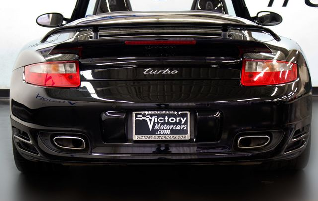 2008 Porsche 911 2dr Cabriolet Turbo - Click to see full-size photo viewer