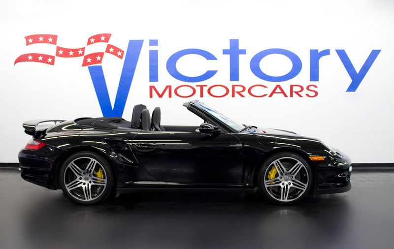 2008 Used Porsche 911 2dr Cabriolet Turbo At Victory Motorcars