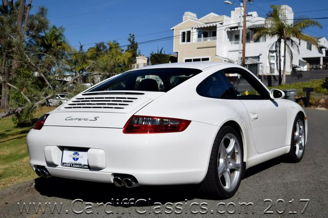 2008 Porsche 911 2dr Coupe Carrera S - Click to see full-size photo viewer