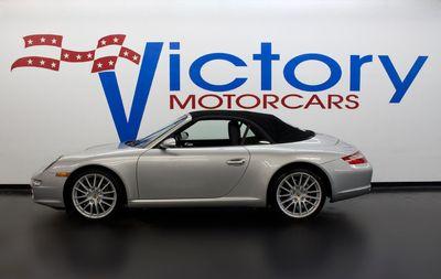 2008 Porsche 911 997 Convertible