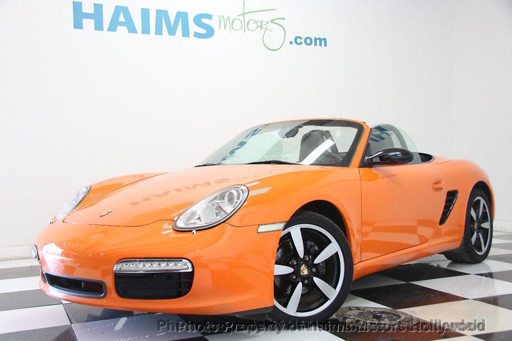 2008 Porsche Boxster  - 17263809 - 0