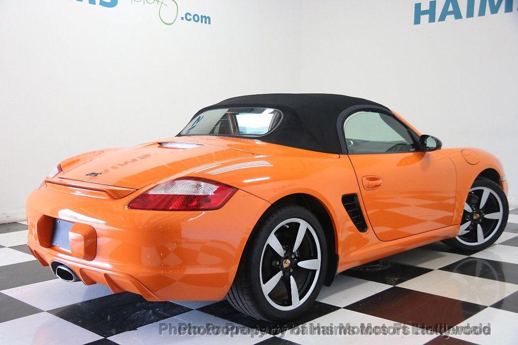 2008 Porsche Boxster 17263809 9