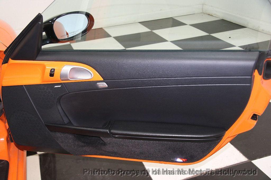 2008 Porsche Boxster  - 17263809 - 15