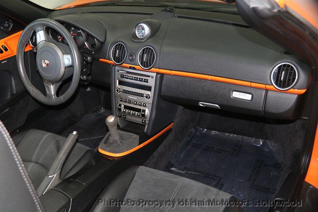2008 Porsche Boxster  - 17263809 - 17