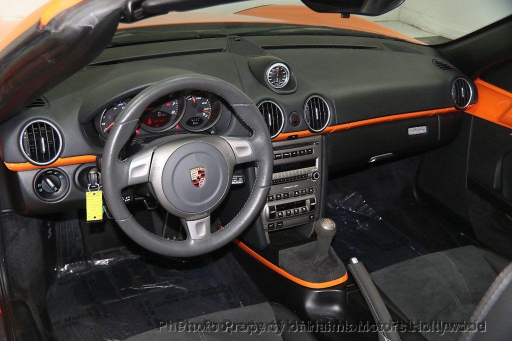 2008 Porsche Boxster  - 17263809 - 18