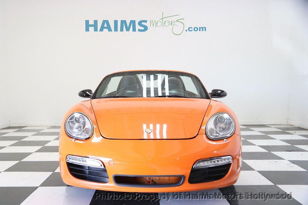 2008 Porsche Boxster  - 17263809 - 1