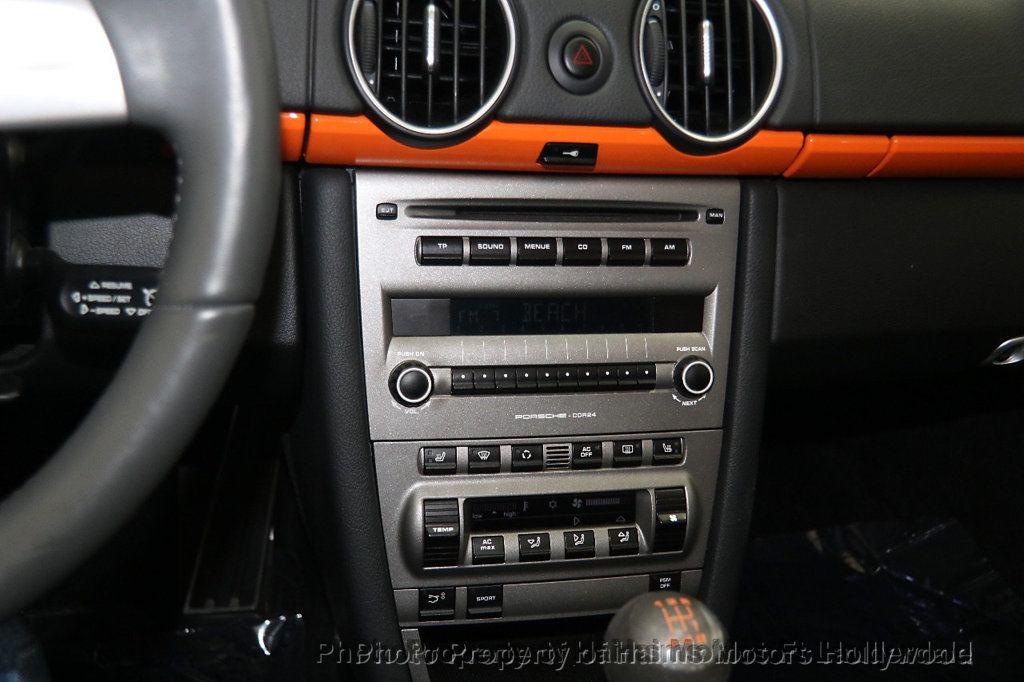 2008 Porsche Boxster  - 17263809 - 22