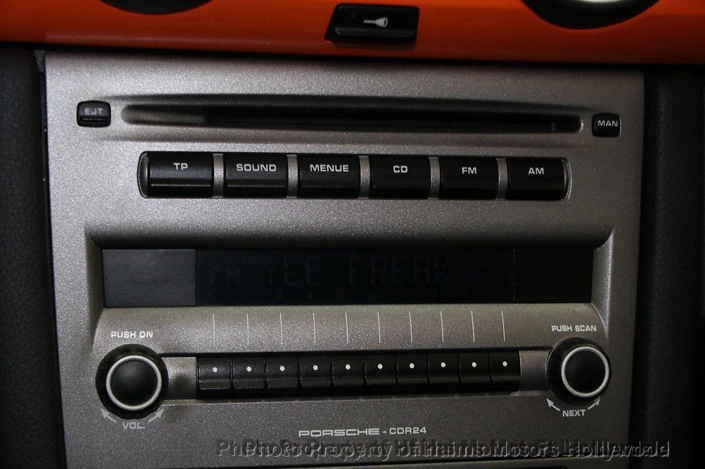 2008 Porsche Boxster  - 17263809 - 23