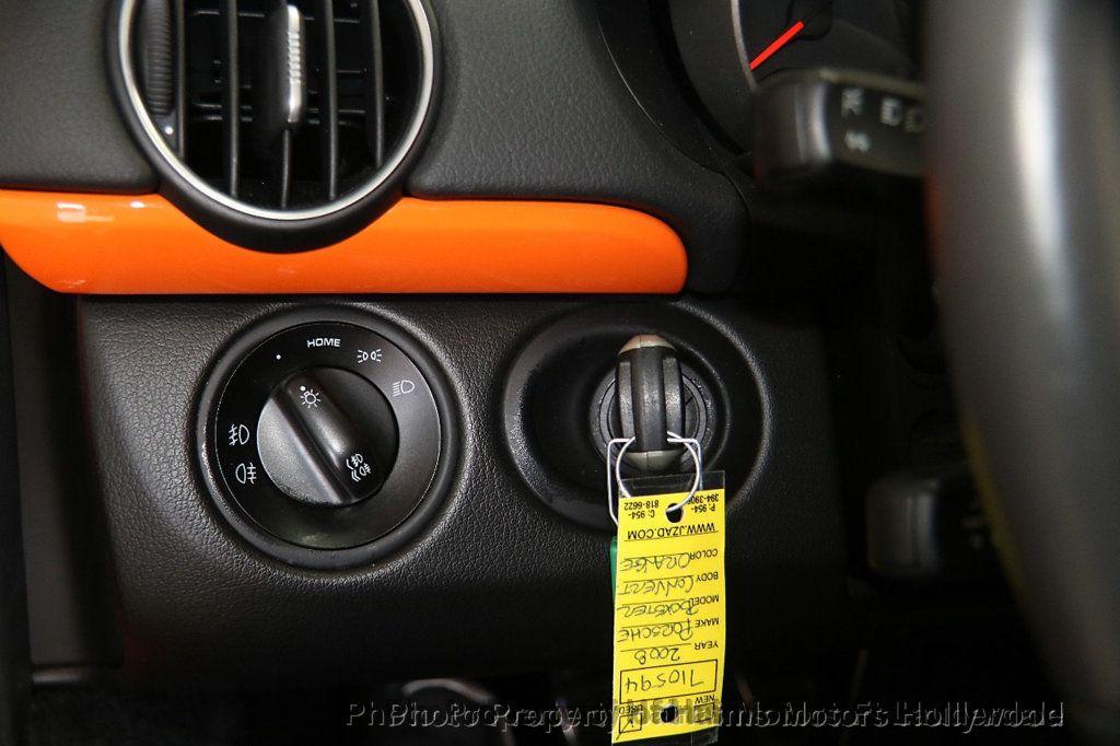 2008 Porsche Boxster  - 17263809 - 26