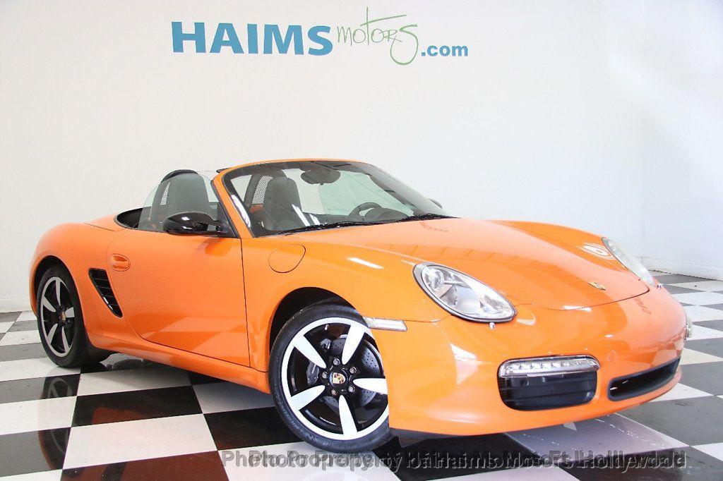 2008 Porsche Boxster  - 17263809 - 2