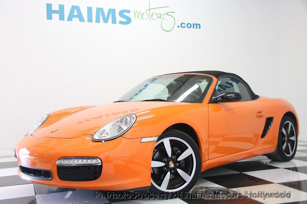 2008 Porsche Boxster  - 17263809 - 6