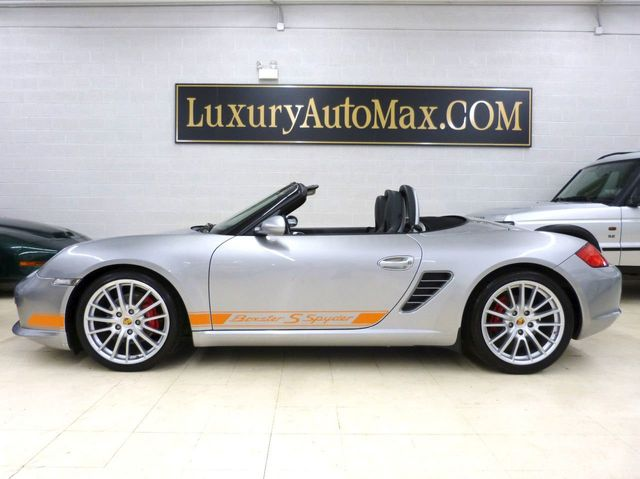 2008 Boxster Rs60 Spyder >> 2008 Used Porsche Boxster 2008 Porsche Boxster RS60 SPYDER #1606 OF 1960 PRODUCED US 800 at ...