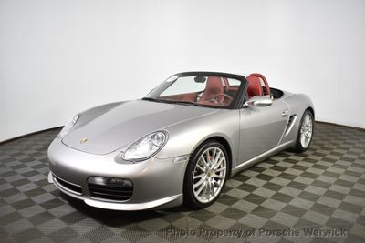 2008 Porsche Boxster 2dr Roadster RS 60 Spyder - Click to see full-size photo viewer