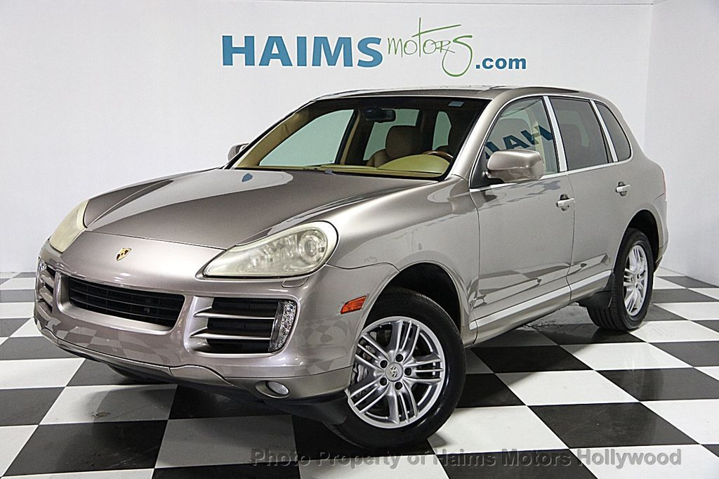 2008 used porsche cayenne awd 4dr s at haims motors. Black Bedroom Furniture Sets. Home Design Ideas