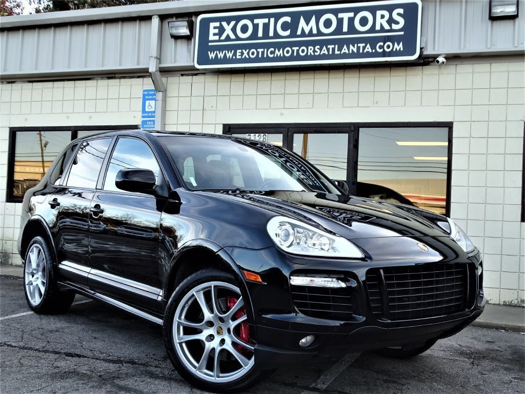 2008 Used Porsche Cayenne Awd 4dr Turbo At Exotic Motors